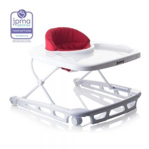 Joovy Spoon Walker Red